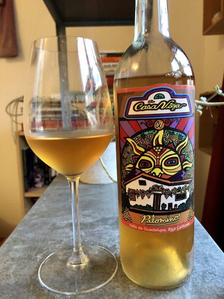 Casa Vieja - Palomino wine