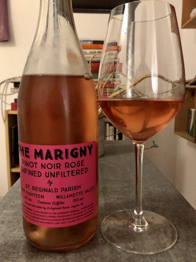 The Marigny Pinot Noir Rosé 2018