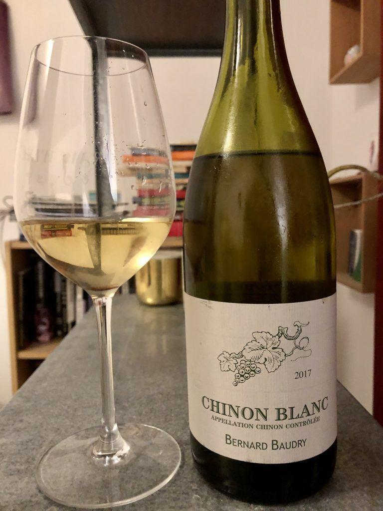 Benard Baudry, Chion Blanc 2017