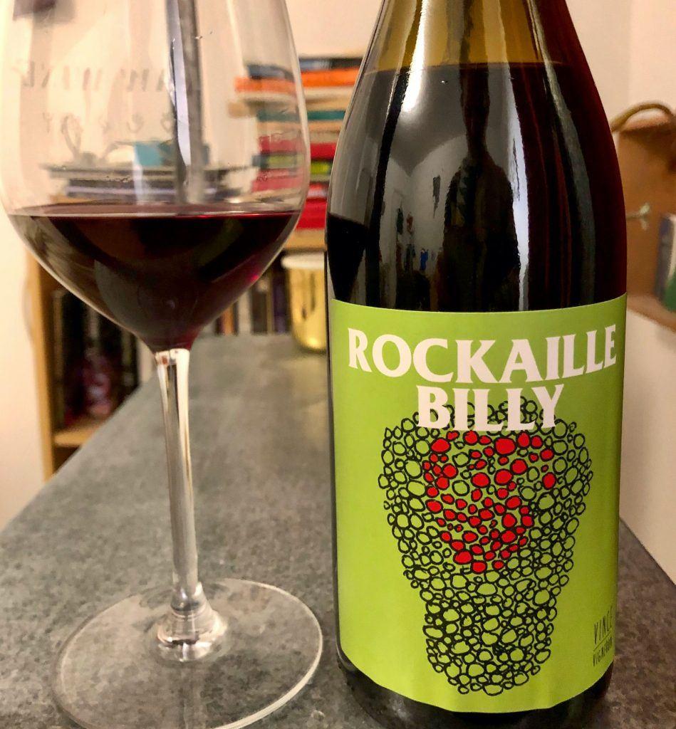 No Control, Rockaille Billy (2018)