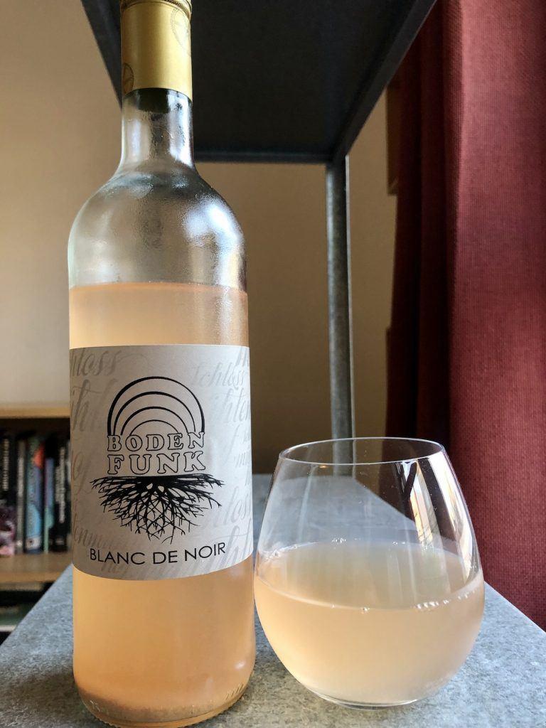 Weingut Schlossmühlenhof Blanc de Noirs Boden Funk (2019)