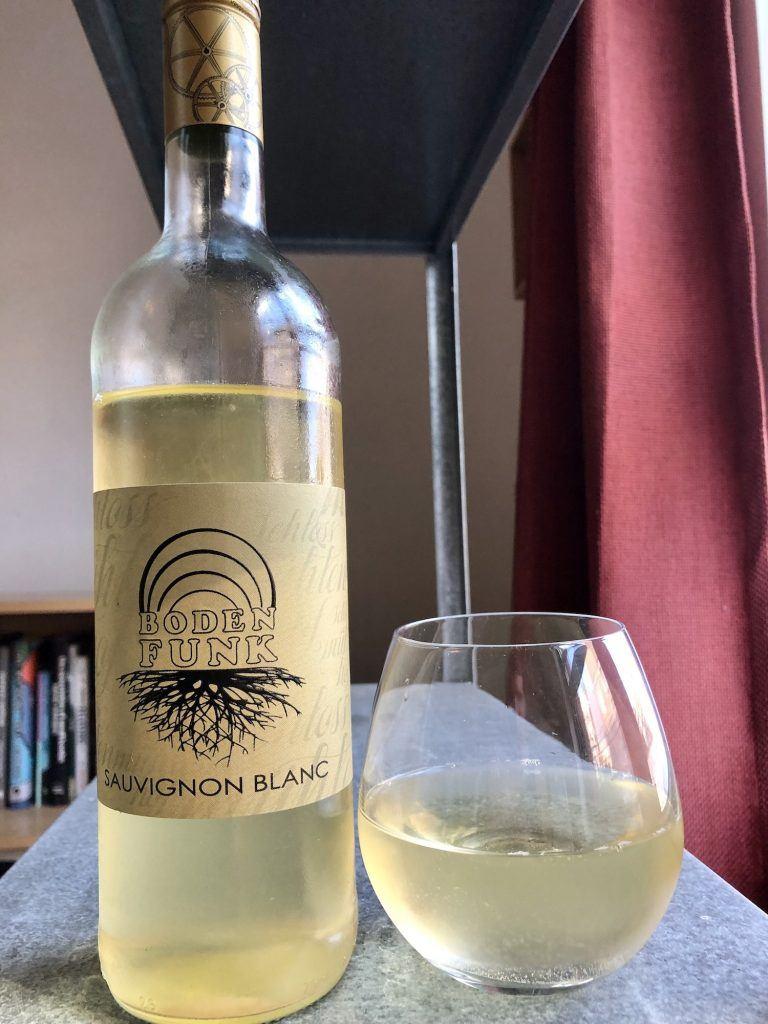 Weingut Schlossmühlenhof, Sauvignon Blanc Boden Funk (2019)
