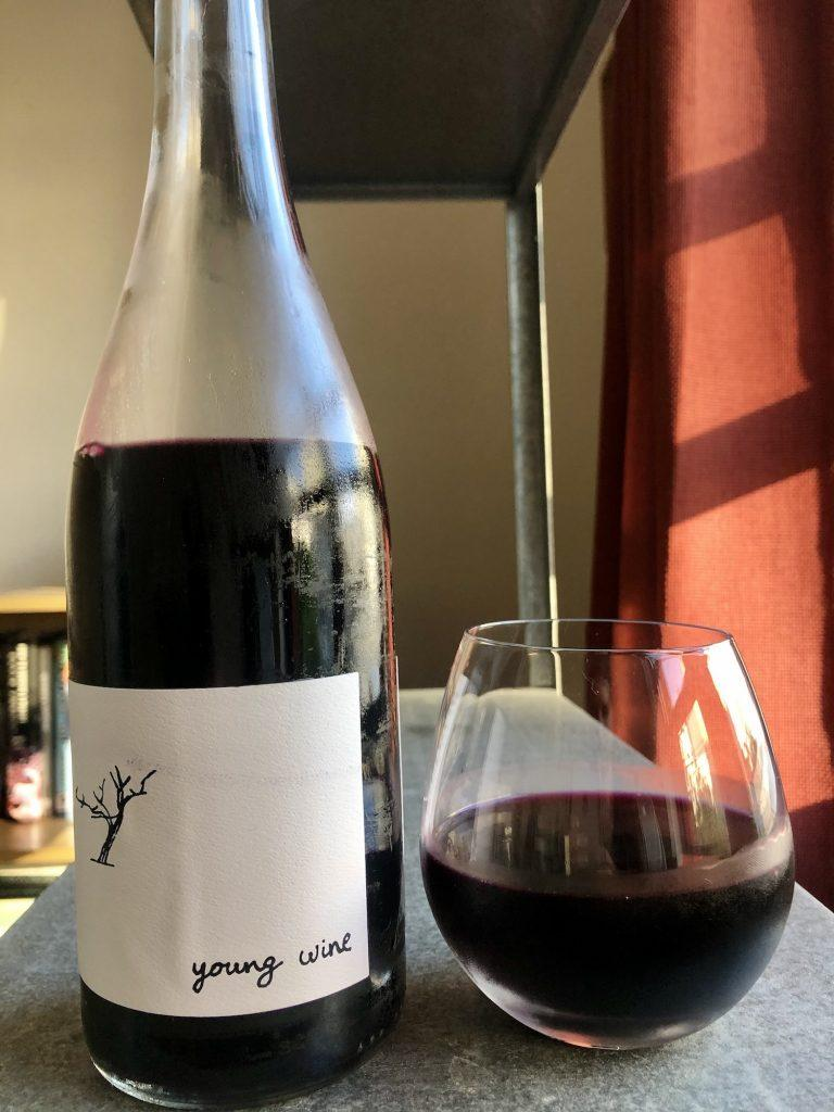 Early Mountain Vineyards, Young Wine Red (2019)