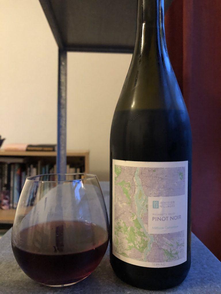 Division, Pinot Noir Méthode Carbonique (2019)
