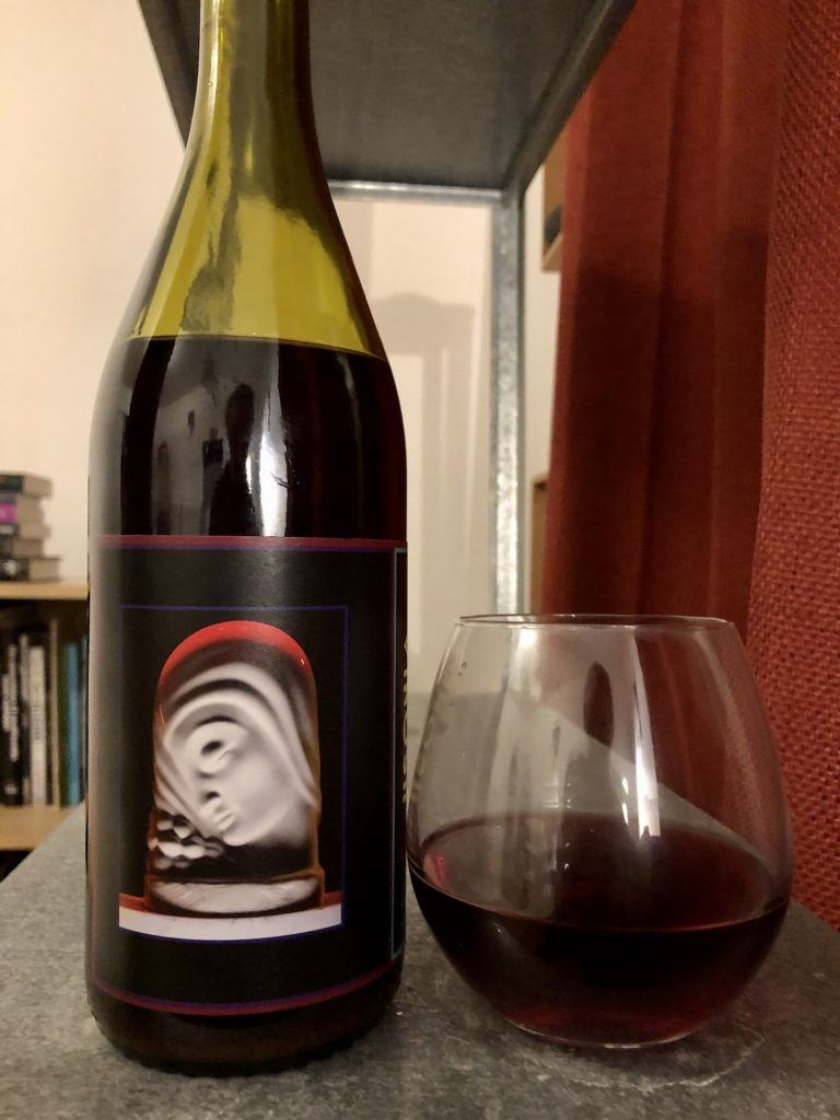 Usonia, Vistas Red Wine Finger Lakes (2019)