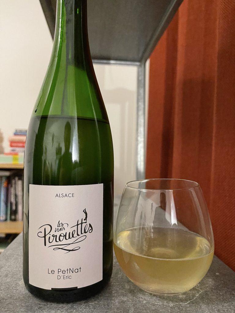 Les Vins Pirouettes by Binner & Compagnie, Le PetNat d'Eric (2018)